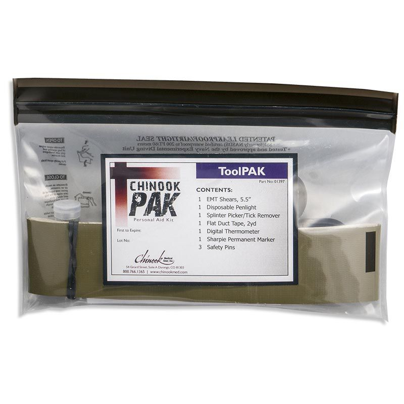Chinook Medical Gear Chinook ToolPAK