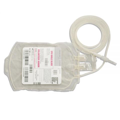 Single Blood-Pack Unit 450mL CPD