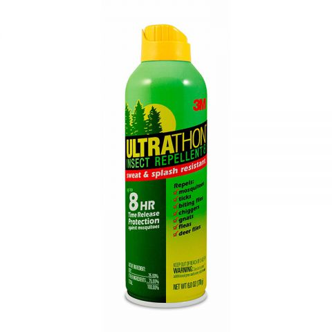 Ultrathon Insect Repellent Aerosol Spray, 25% DEET