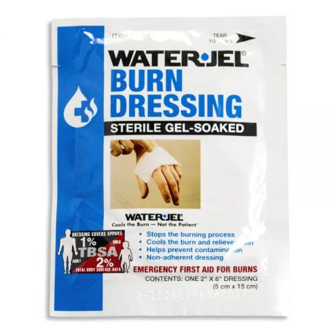 Water-Jel Burn Dressing - 2