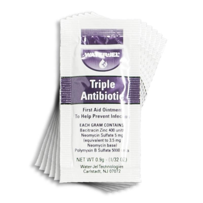 Triple Antibiotic Ointment, 0.9 g