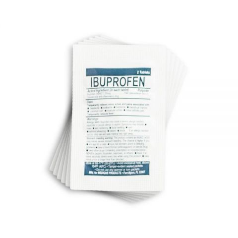 Ibuprofen 200 mg tablets (Analgesic, Anti-inflammatory)