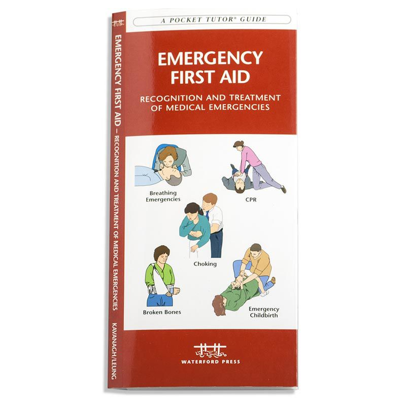 Emergency First Aid Pocket Guide
