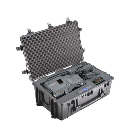 1650 Pelican Case, Black
