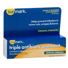 Triple Antibiotic Ointment, 28.4gr (1oz)
