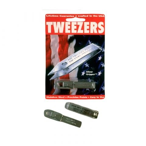 Uncle Bill's Tweezers
