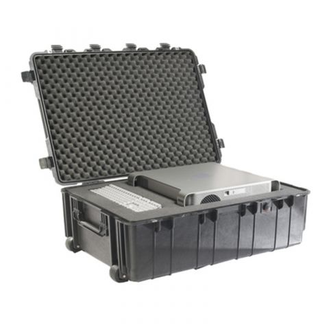 Pelican 1730 Transport Case, Black (with Foam)