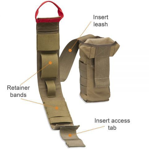 Chinook Medical Gear IFAK Pouch & Insert (Empty)