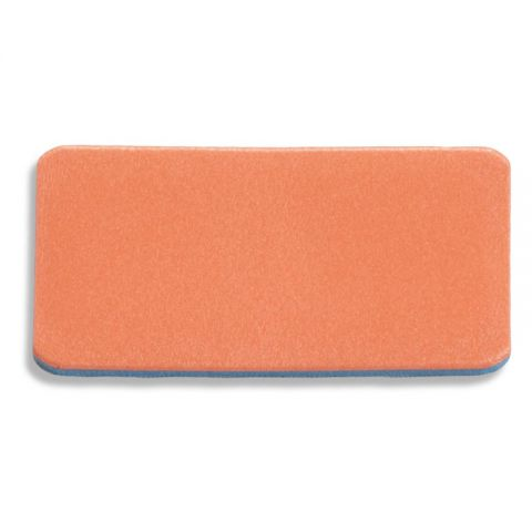 Finger SAM Splint, Orange/Blue