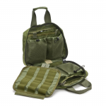 Chinook Medical Gear Combat Lifesaver kit and bag olive drab
