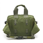 Chinook Medical Gear Combat Lifesaver kit and bag olive drab back