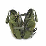 Chinook Medical Gear Combat Lifesaver kit and bag olive drab open side