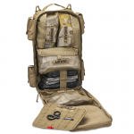 Chinook Medical Gear Medic Kit and bag coyote brown