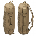 Chinook Medical Gear Medic Kit and bag side coyote brown