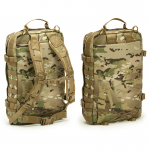 Chinook Medical Gear Medical Operator kit and bag back strap multicam