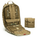 Chinook Medical Gear Medical Operator pack and bag coyote brown