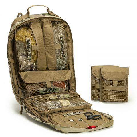 Chinook Medical Gear, Inc. Medical Operator Kit (TMK-MO)