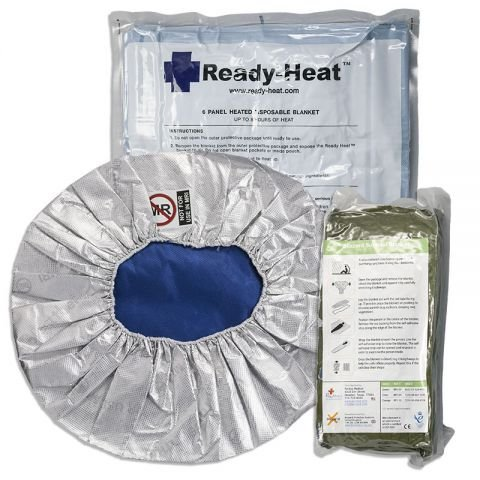 Chinook Medical Gear Hypothermia Management Kit (TMM-HMK)