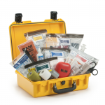 Mobile Aid Kit Case with Medical Supplies (MAK)