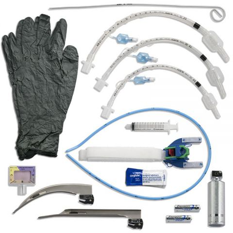 Chinook Medical Gear Endotracheal Intubation (TMM-ETI)