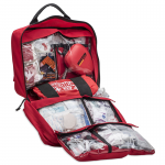 Expedition Kit in Home and Vehicle Plus Bag with Medical Supplies