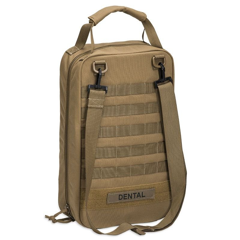 Dental Instrument Bag, Coyote Brown
