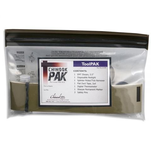 Chinook Medical Gear, Inc. Chinook ToolPAK