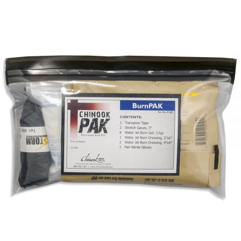 Chinook Medical Gear, Inc. Chinook BurnPAK
