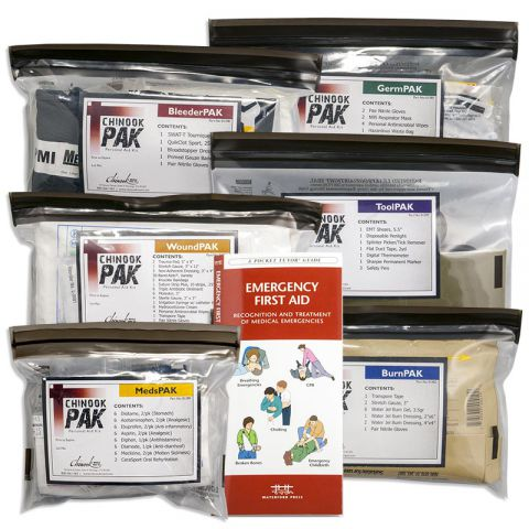 Chinook Medical Gear, Inc. Chinook 6PAK