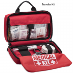 Traveler Kit with Medical Supplies