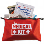 Bleeding & CPR Advanced Kit with Medical Supplies