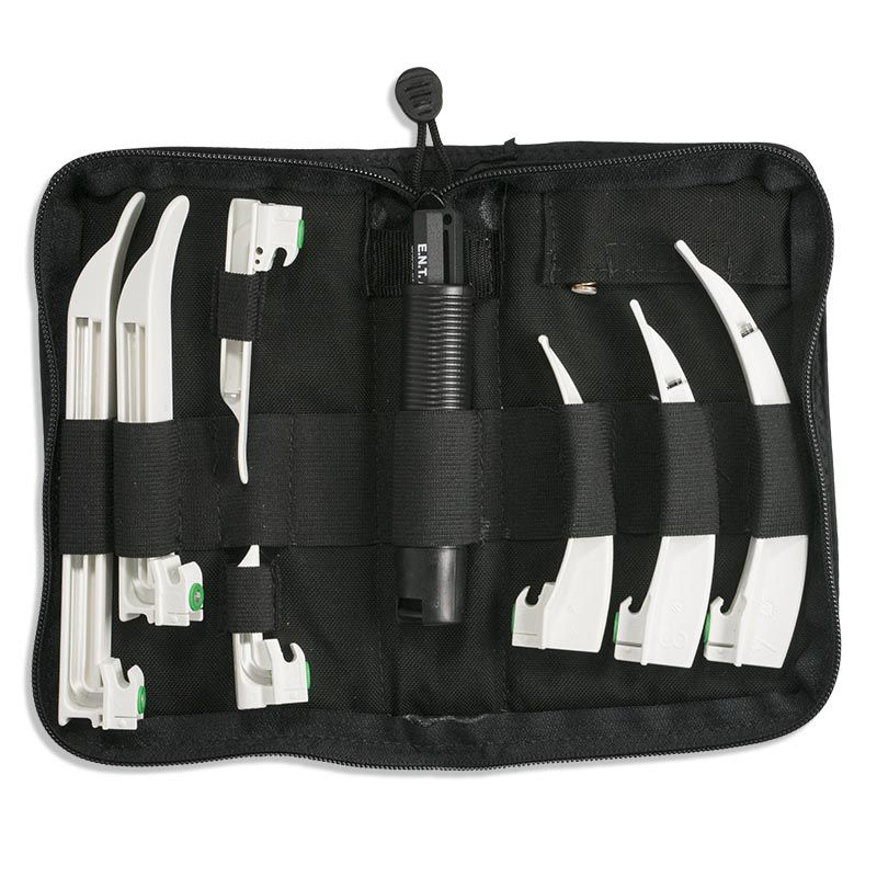CFM Technologies, Inc. Tactical Laryngoscope Set