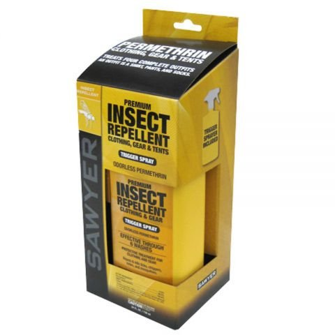 chinook medical gear Sawyer Permethrin Insect Repellent (DEET-Free)