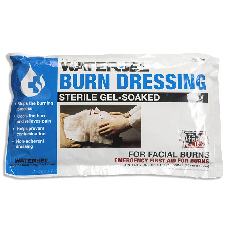 Water Jel Technologies Water-Jel Burn Dressing - 12