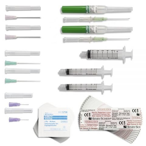 Chinook Medical Gear, Inc. Chinook Travel Syringe Module