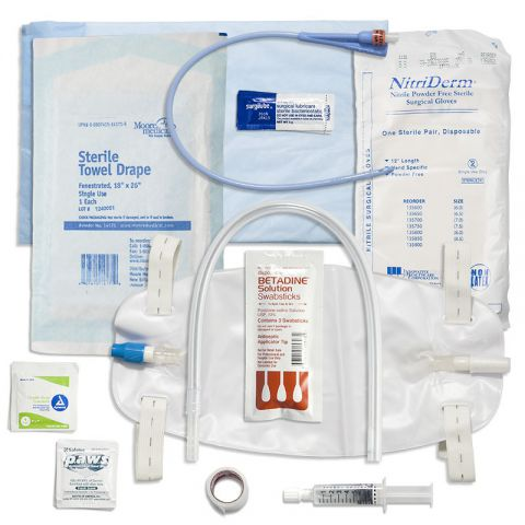 Chinook Medical Gear, Inc. Foley Catheter (TMM-FC)