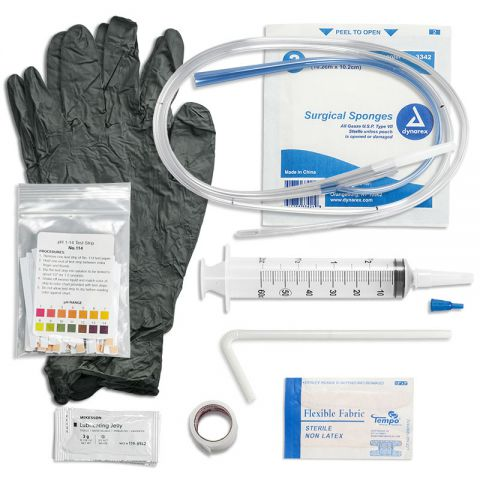 Chinook Medical Gear Naso-Oro Gastric Insertion (TMM-NG/OG)