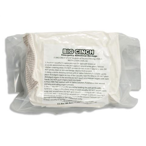H&H Medical Big Cinch Abdominal Bandage
