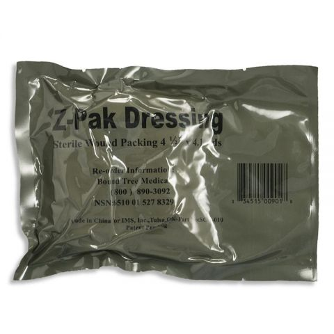 Bound Tree Medical Z-Pak Gauze Dressing