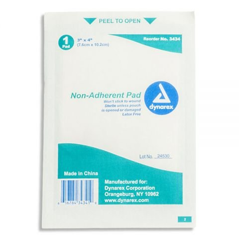 Henry Schein, Inc Non-Adherent Dressing, 3