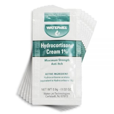 Chinook Medical Gear, Inc. Hydrocortisone 1% Cream (Anti-inflammatory)