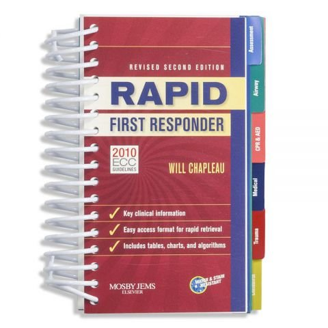 Jones & Bartlett Publishers Rapid 1st Responder