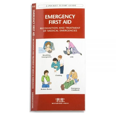 BookPal, LLC Emergency First Aid Pocket Guide
