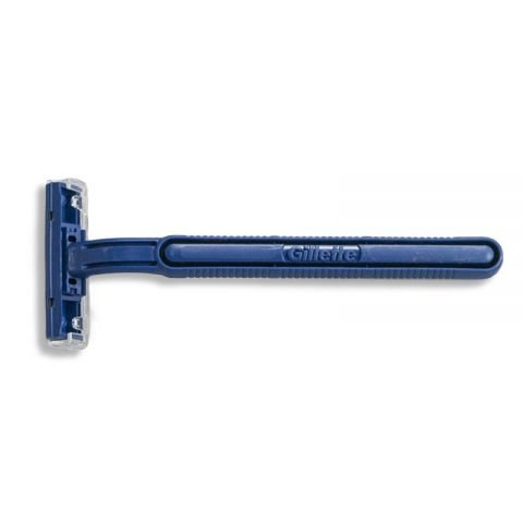 Moore Medical Corp. Twin Blade Disposable Razor