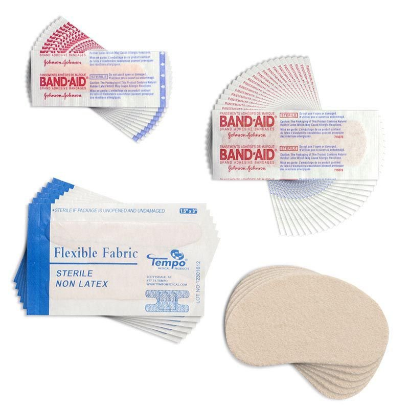 Chinook Medical Gear, Inc. Band-Aids & Blisters