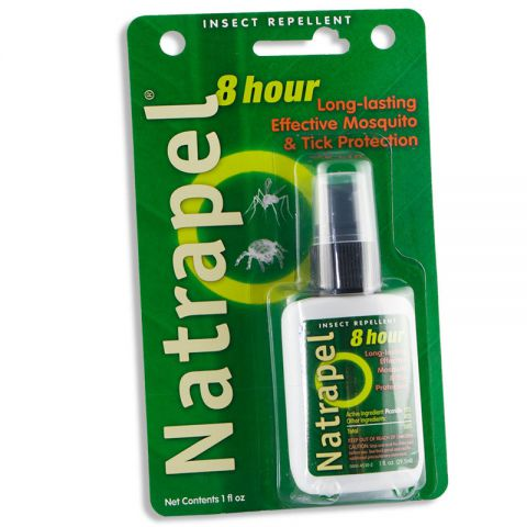 chinook medical gear Natrapel Insect Repellent, 20% Picaridin, 1 oz