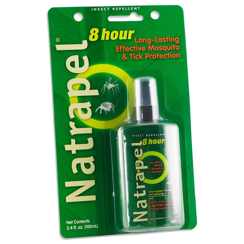 chinook medical gear Natrapel Insect Repellent, 20% Picaridin, 3.4 oz