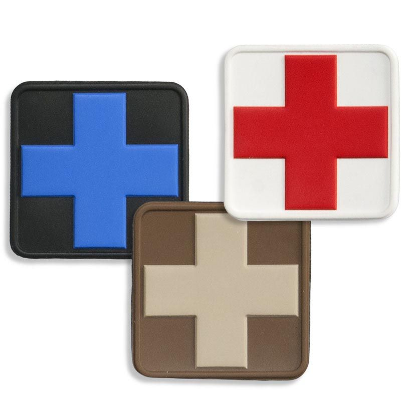 Chinook Medical Gear, Inc. Cross Patches