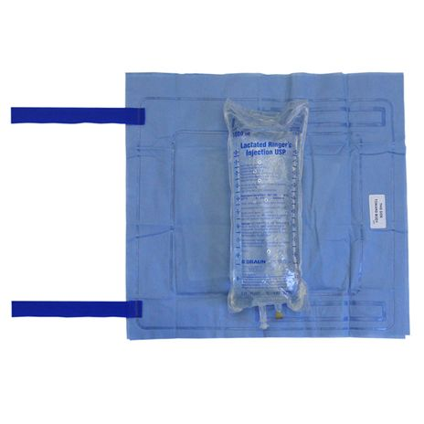Techtrade Llc Ready Heat Disposable Heated Blanket 16