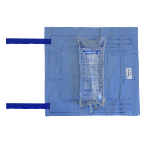 TECHTRADE LLC Ready-Heat Disposable Heated Blanket 16